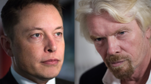 Elon vs. Richard: How a friendly rivalry led Virgin Galactic to bitcoin