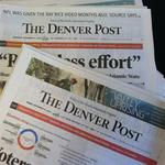 Private equity firms said to be in talks to buy Denver Post's parent company