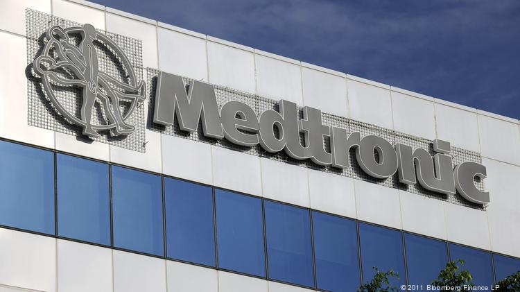 """Medtronic is in """"advanced"""" merger talks with Covidien, The Wall Street Journal reports."""
