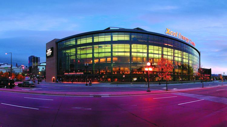 Xcel Energy Center And Rivercentre Win Leed Certification