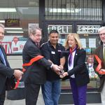 Civic leaders get pumped about gas station, end of East Village blight