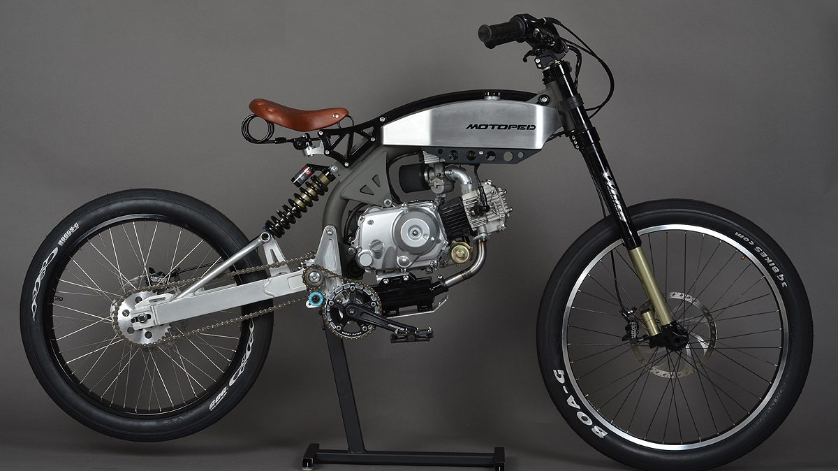 Apt Motovox Acquires New Product Called Motoped Kansas