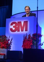 and was replaced by 3M Co. CEO Inge Thulin.