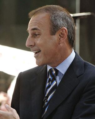 NBC may be considering parting ways with Today show co-anchor Matt Lauer.