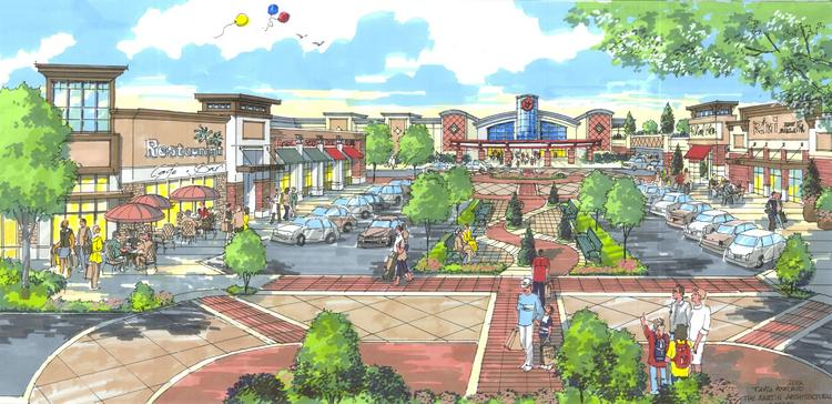 Greenberg Gibbons Commercial plans to begin site work this month on its Towne Centre Laurel, a $130 million redevelopment of the former Laurel Mall.