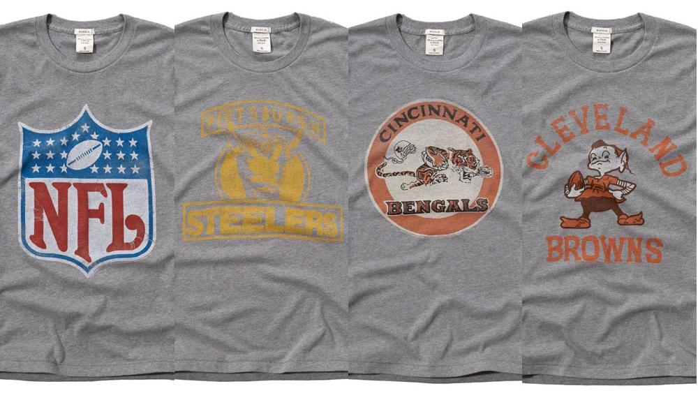 Vintage nfl t shirts available on for Vintage bengals t shirts