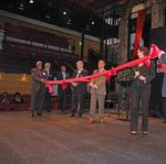 Chesapeake Shakespeare Co. brings swords to a ribbon cutting
