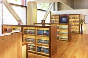 The Church of Scientology's Portland location includes a bookstore.