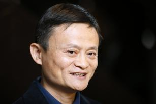 Say cheese! Alibaba's Jack Ma serves up mobile payments with a smile