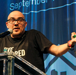 Dave McClure: Be crazy, optimistic