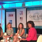 How's <strong>Roger</strong> <strong>Goodell</strong> doing? Top women in sports business weigh in