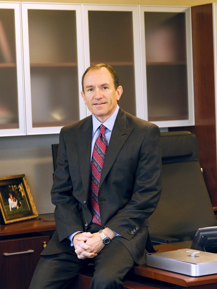 David Brooks is chairman and CEO of Independent Bank Group, which recently acquired Bank of Houston. Nashville brokerage Sterne Agee initiated coverage of Independent Bank with a buy rating.