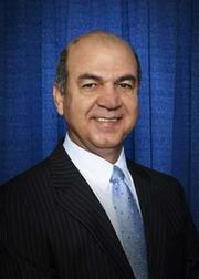 Jamal Rashed is the new business dean at the College of Mount St. Joseph.