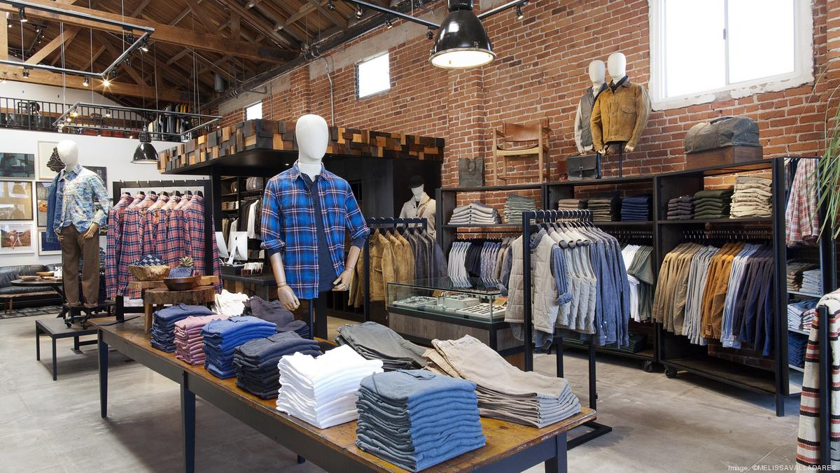 mens clothing stores in houston