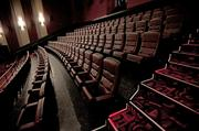 The theater's Extreme Digital Cinema auditorium has about 300 seats.