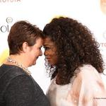 Meeting <strong>Oprah</strong> <strong>Winfrey</strong> — briefly: Bartolotta gets 5 seconds with fame