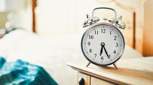 Rise and Shine! Here are some ideas for getting better sleep