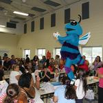 Charlotte Hornets, Food Lion team up to fight hunger (PHOTOS)