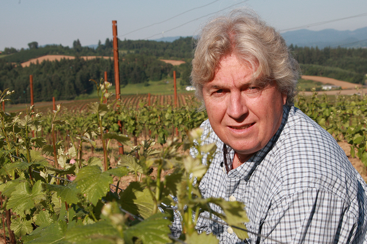 Laurent Montalieu is winemaker and managing partner of NW Wine Co.