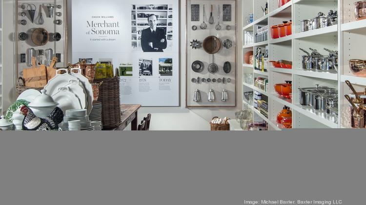 Williams Sonoma Returns To Sonoma With New Store Cooking School And