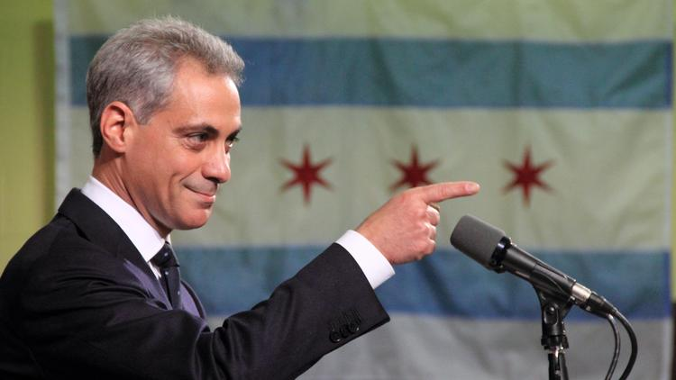 """Chicago Mayor Rahm Emanuel said he hasn't watched CNN's """"Chicagoland."""""""