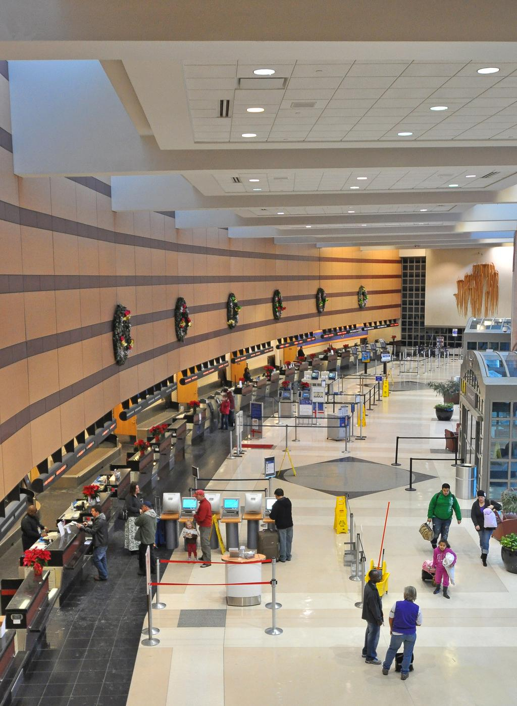 Albany International Airport in NY to save $66,000 a year