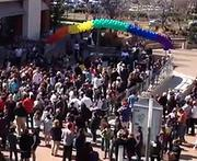 One of the most popular videos by guest blogger Kevin Knauss is unconnected to his small business: A very short recording of an equality rally held at the Westfield Galleria at Roseville several months ago.