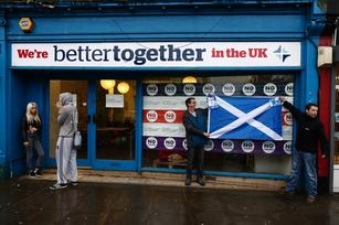 Scotland has its own social network—KILTR—and its users want independence