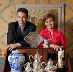 <strong>Selkirk</strong> Auctioneers back with 'eclectic' event (Gallery)