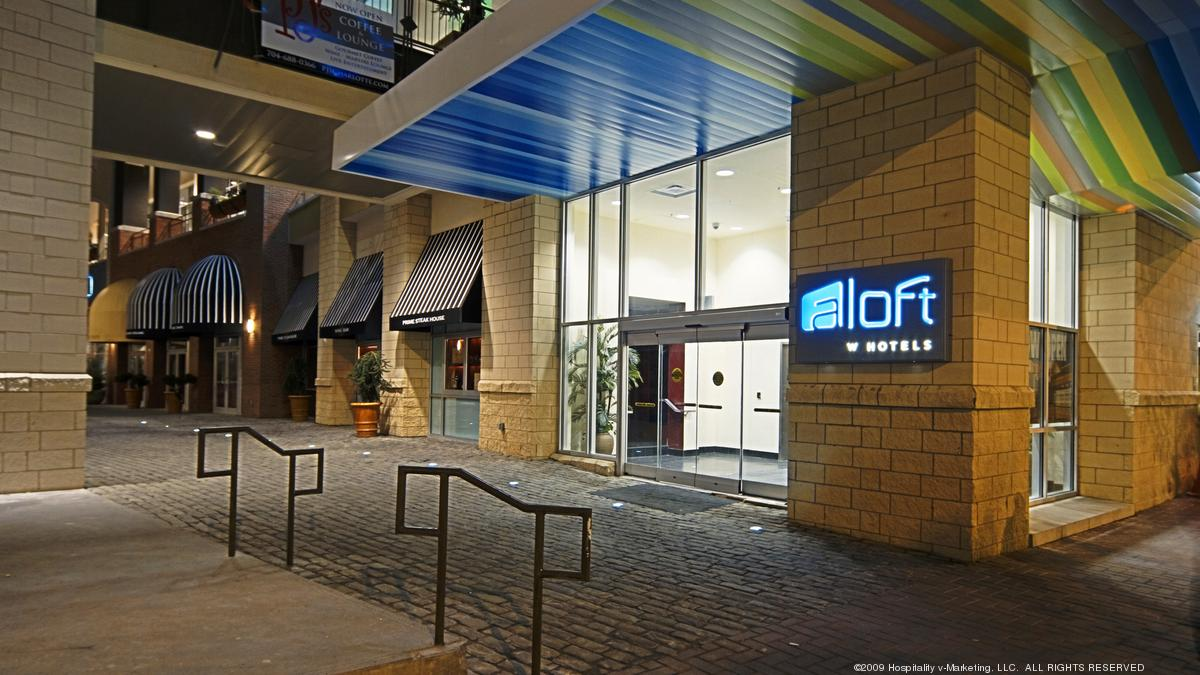 More Aloft Hotels Pegged For Austin As Part Of Starwood S Texas Blitz Business Journal