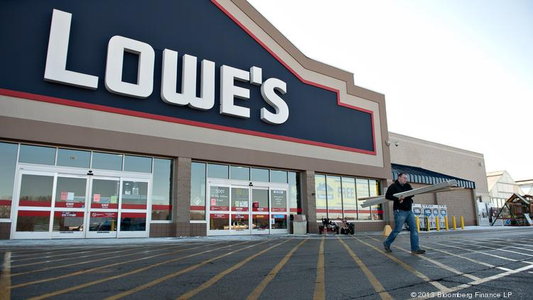 Mooresville-based Lowe's Cos. Inc. ranks as the second-largest home-improvement retailer behind The Home Depot Inc.