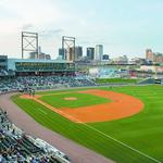 In the pros, Bham has long been a baseball town