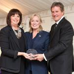 Tupperware's <strong>Rick</strong> and Susan <strong>Goings</strong> receive Voice for Women Award