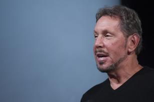 Oracle founder Ellison steps down as CEO