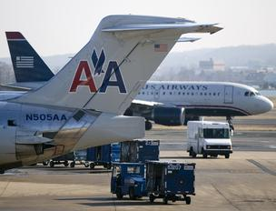 The American Airlines/US Airways merger will create the largest US airline.
