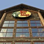 Bass Pro Shops in Brandon opens to a packed house