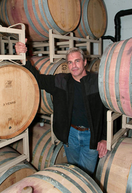 Tony Rynders will make wines for the Willamette Valley's Panther Creek Cellars, now owned by Bacchus Capital Management.