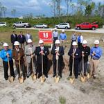 121 Financial Credit Union at work on new Clay County branch