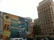 The mural was later redone before federal raids cast a dark cloud over the future of the business.