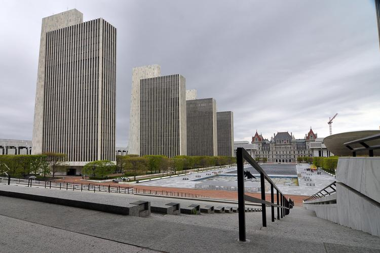 More than 4,000 people took the New York State Bar exam this week at locations around the state. The exam brought about 1,100 bar candidates to Empire State Plaza where the Albany test was given.