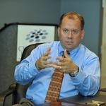 Charlotte Regional Partnership's <strong>David</strong> <strong>Swenson</strong> to lead economic development in York County