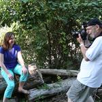 Behind the scenes at the Forty Under 40 photo shoot (Video)