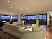 The penthouse at The Towers at Town Lake sport 360-degree views of the Austin skyline.