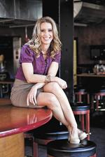 Forty under 40: <strong>Stacie</strong> <strong>Kinder</strong>, Tennesee Titans