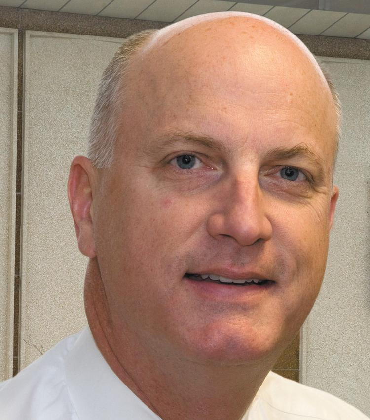 Brian Simpson, president of Bank of Granite and FNBN United