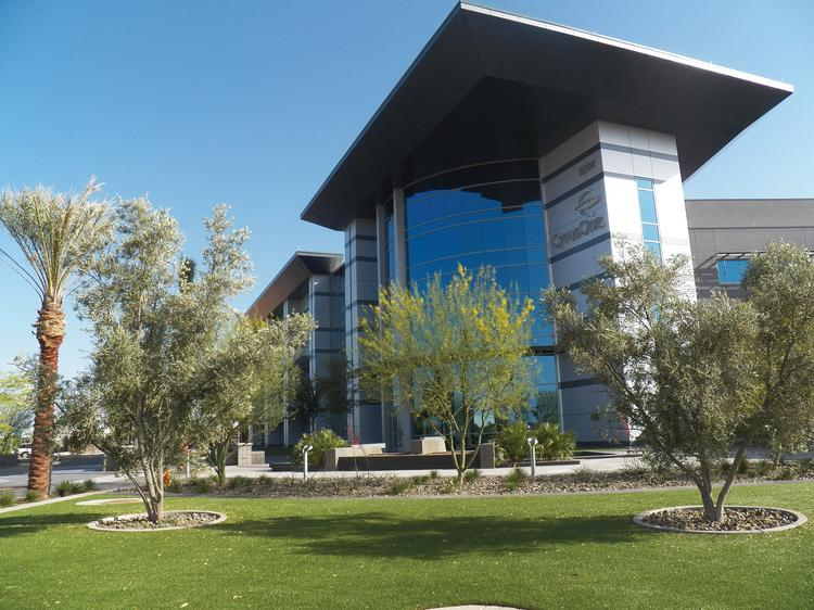CyrusOne data center opened in December and its first 36,000-square-foot completed data room is 40 percent sold.