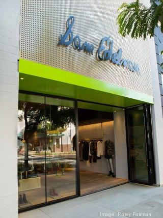 2bef4bfa88b9f Sam Edelman opens store in New Jersey - St. Louis Business Journal