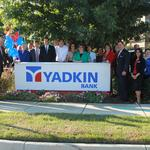 Layoffs, branch closures, savings on tap for Raleigh-based Yadkin Bank