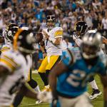 Carolina Panthers find big gains on TV, not on field (PHOTOS)