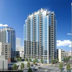 New luxury apartment tower opens in downtown Houston